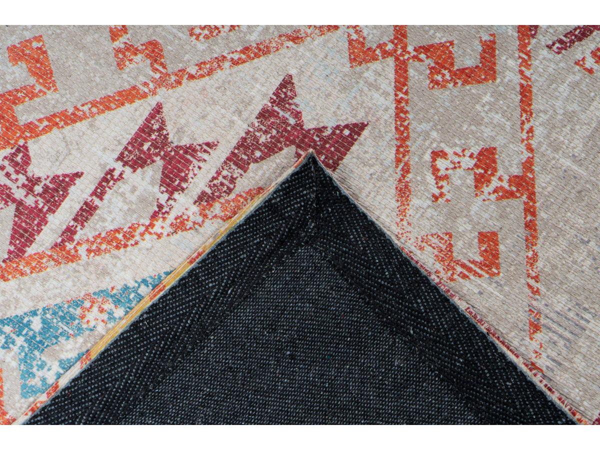Tapis APACHE Multicolor / Orange 200cm x 290cm5