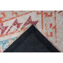 Tapis APACHE Multicolor / Orange 80cm x 150cm5