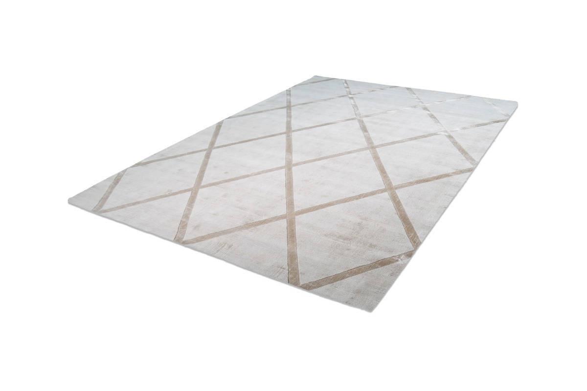 Tapis VENITTO Ivoire / Taupe 120cm x 170cm2
