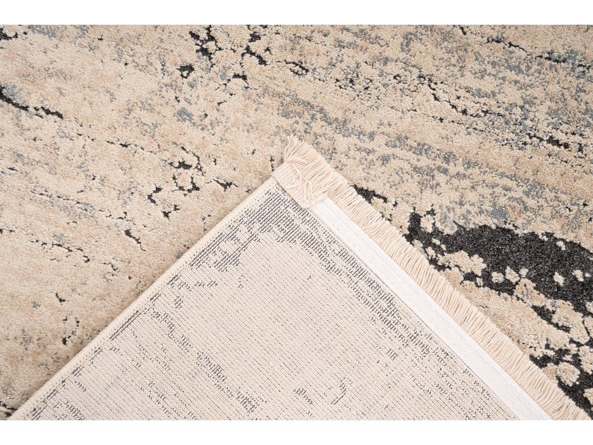 Tapis TENZO Gris / Anthracite 120cm x 170cm5