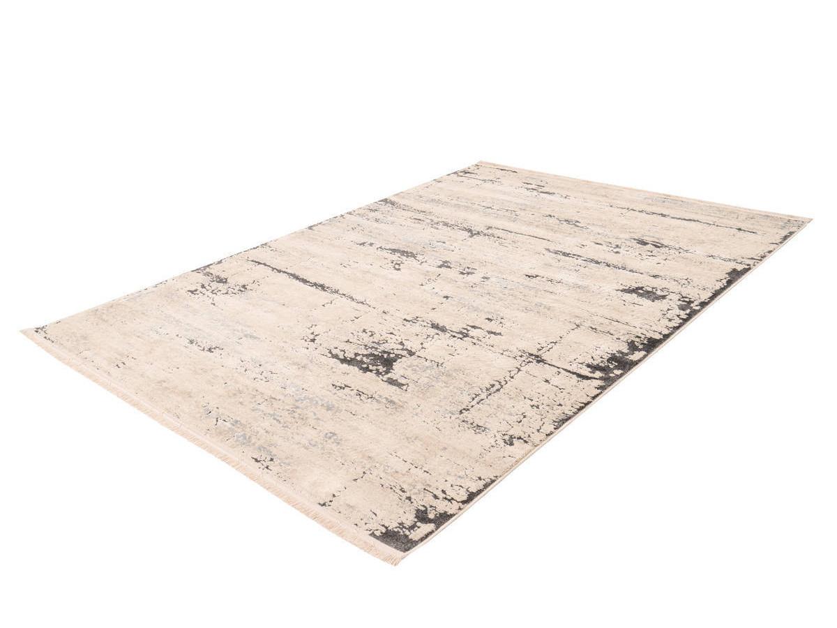 Tapis TENZO Gris / Anthracite 80cm x 150cm