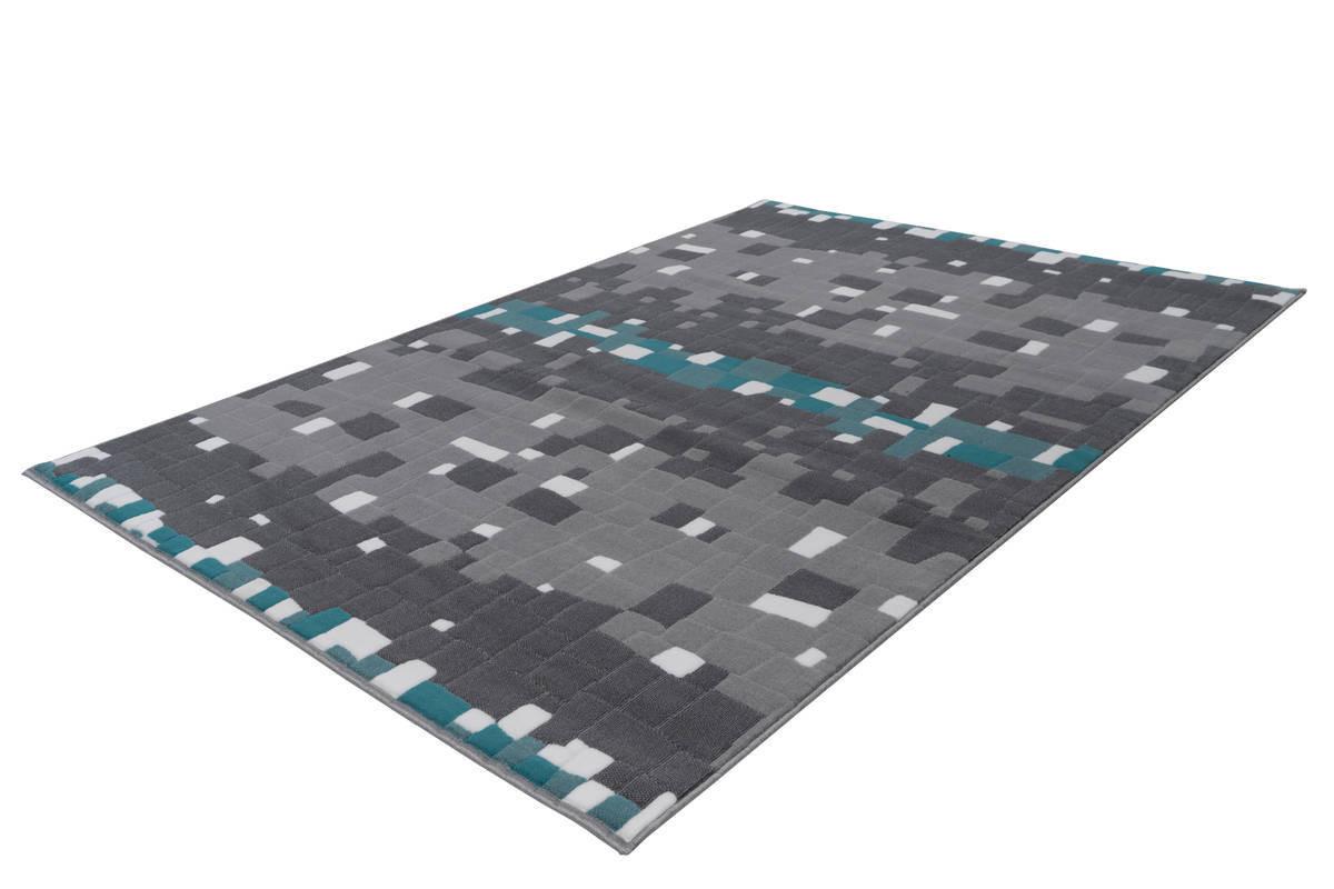 Tapis KRISTA Multicolor / Turquoise 200cm x 290cm2