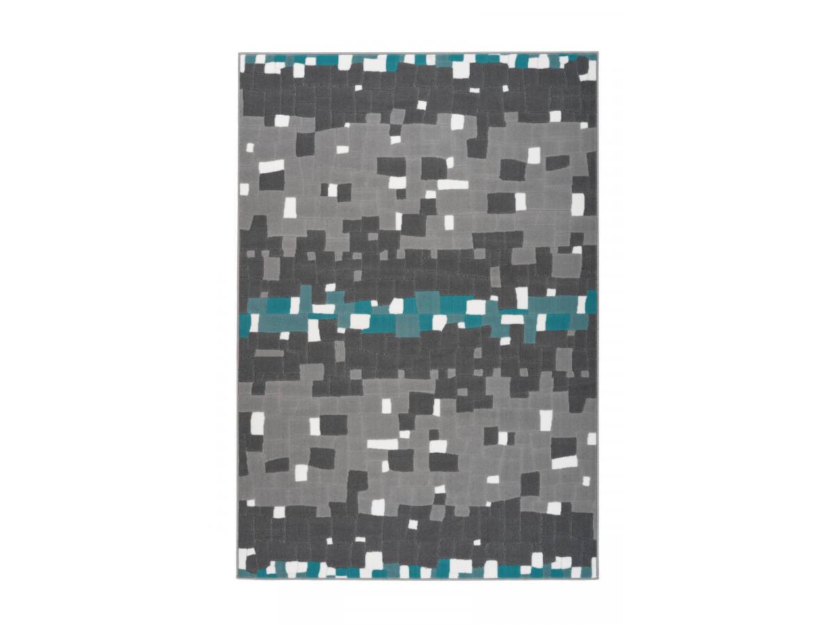 Tapis KRISTA Multicolor / Turquoise 200cm x 290cm3