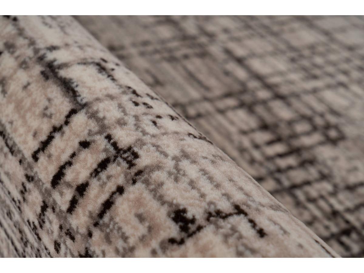 Tapis KRISTA Multicolor / Crème 80cm x 150cm4