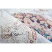Tapis IDELIA Multicolor / Marron 80cm x 150cmx4