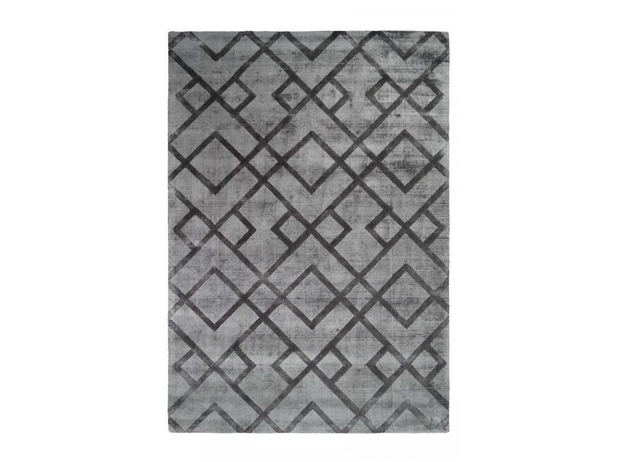 Tapis VENITTO Gris / Anthracite 200cm x 290cmx3