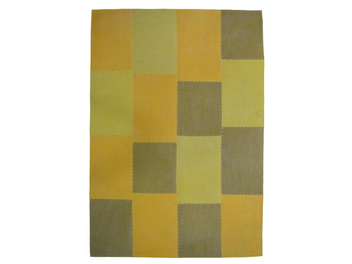 Tapis MISSO Multicolor / Jaune 120cm x 170cmx2