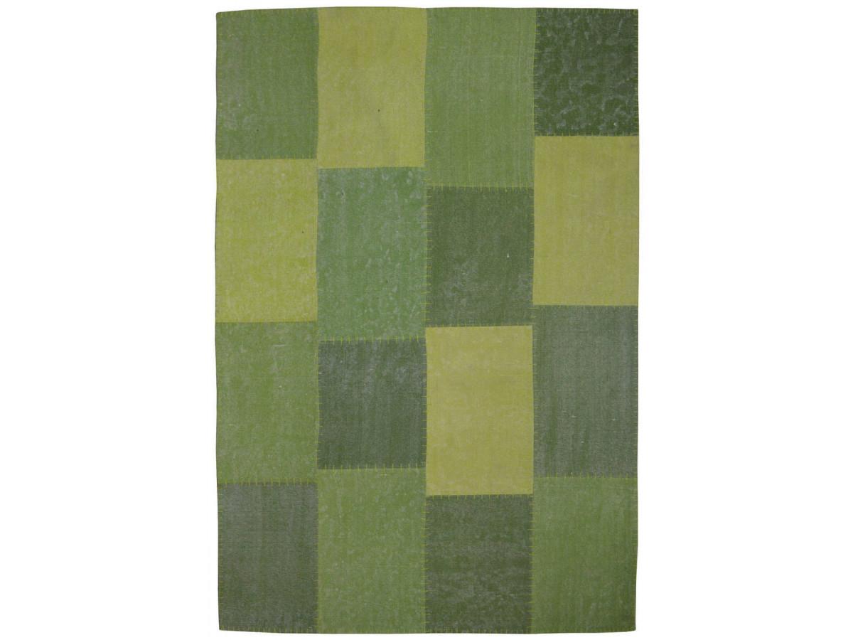 Tapis MISSO Multicolor /Vert 120cm x 170cmx2