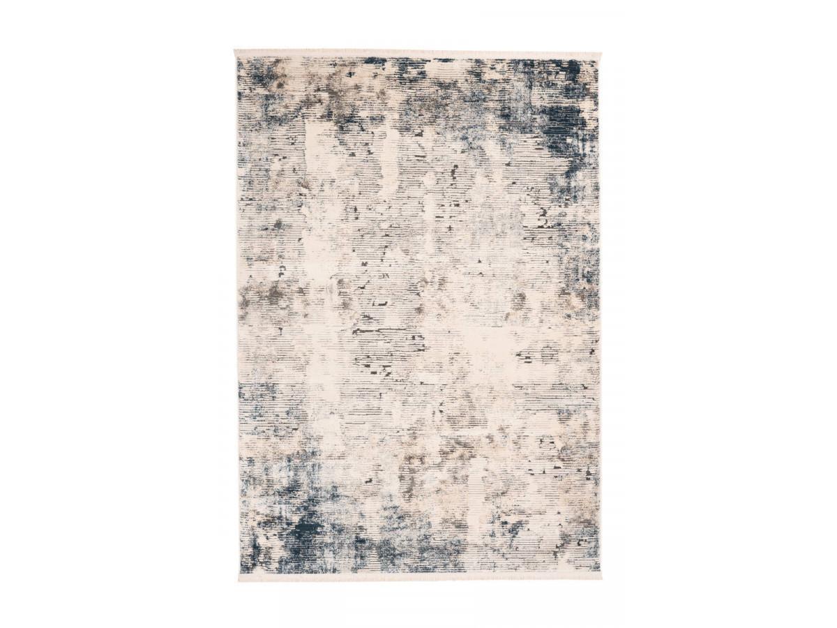 Tapis TENZO Multicolor / Bleu 80cm x 150cmx3