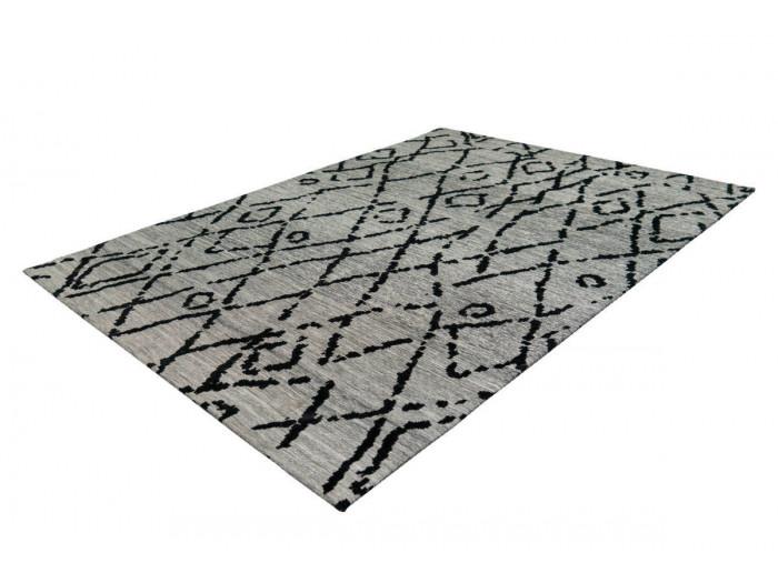 Tapis KADIX Gris / Noir 200cm x 280cmx