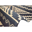 Tapis CUZCO Noir / Blanc 80cm x 150cmx4