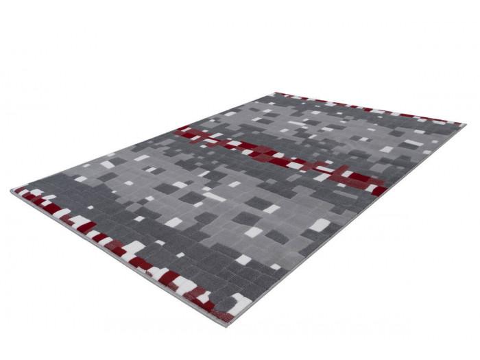 Tapis KRISTA Multicolor / Rouge 160cm x 230cmx