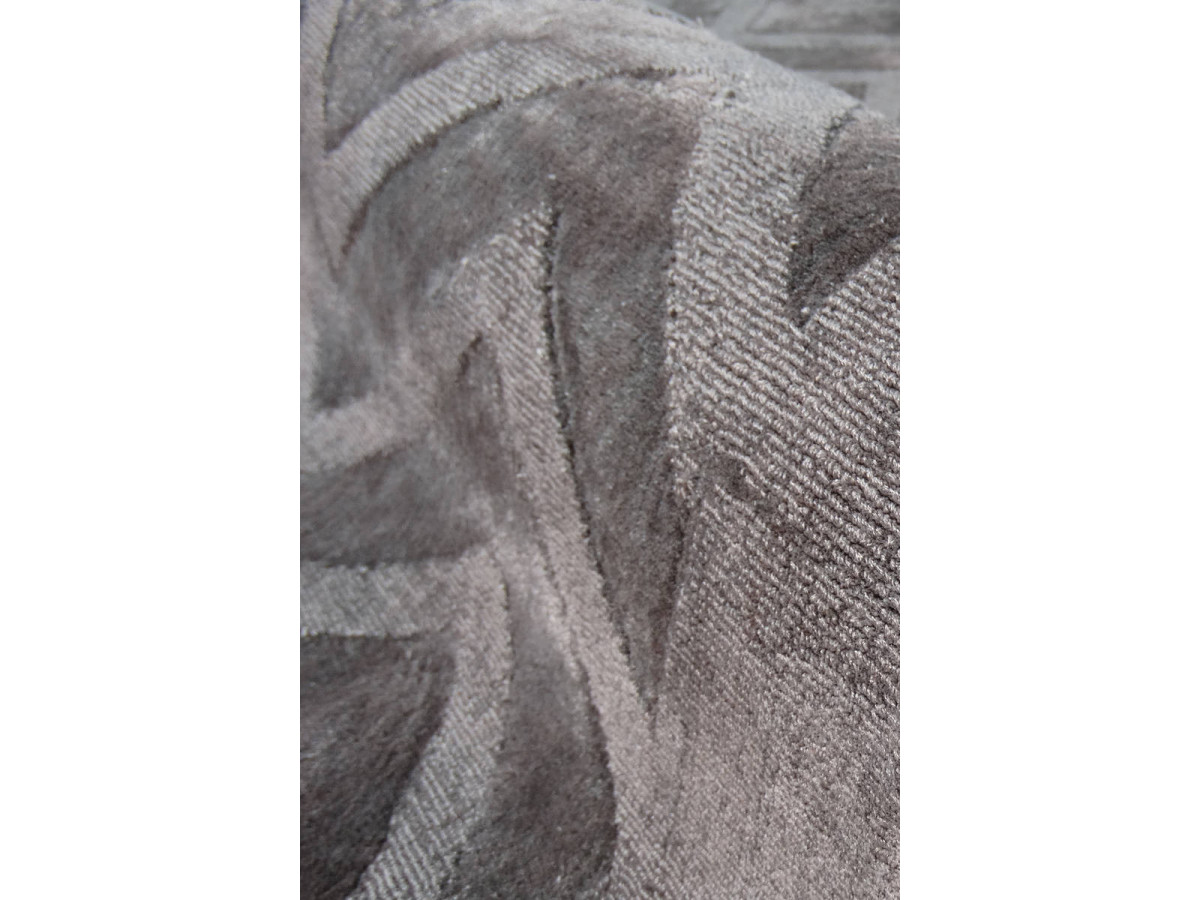 Tapis VENITTO Gris / Anthracite 120cm x 170cm