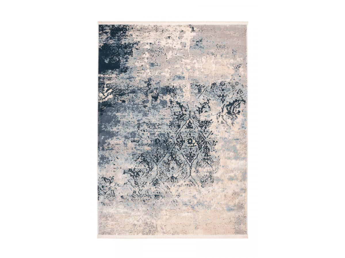 Tapis TENZO Multicolor / Bleu 160cm x 230cm