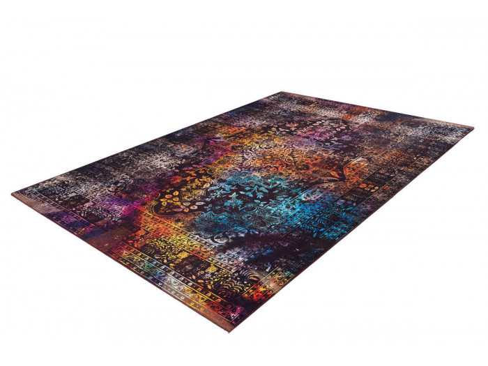 Tapis IDELIA Multicolor / Marron 200cm x 290cm