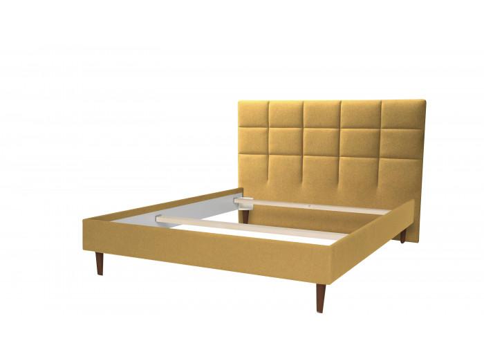 Structure de lit CARRE 160 x 200 cm