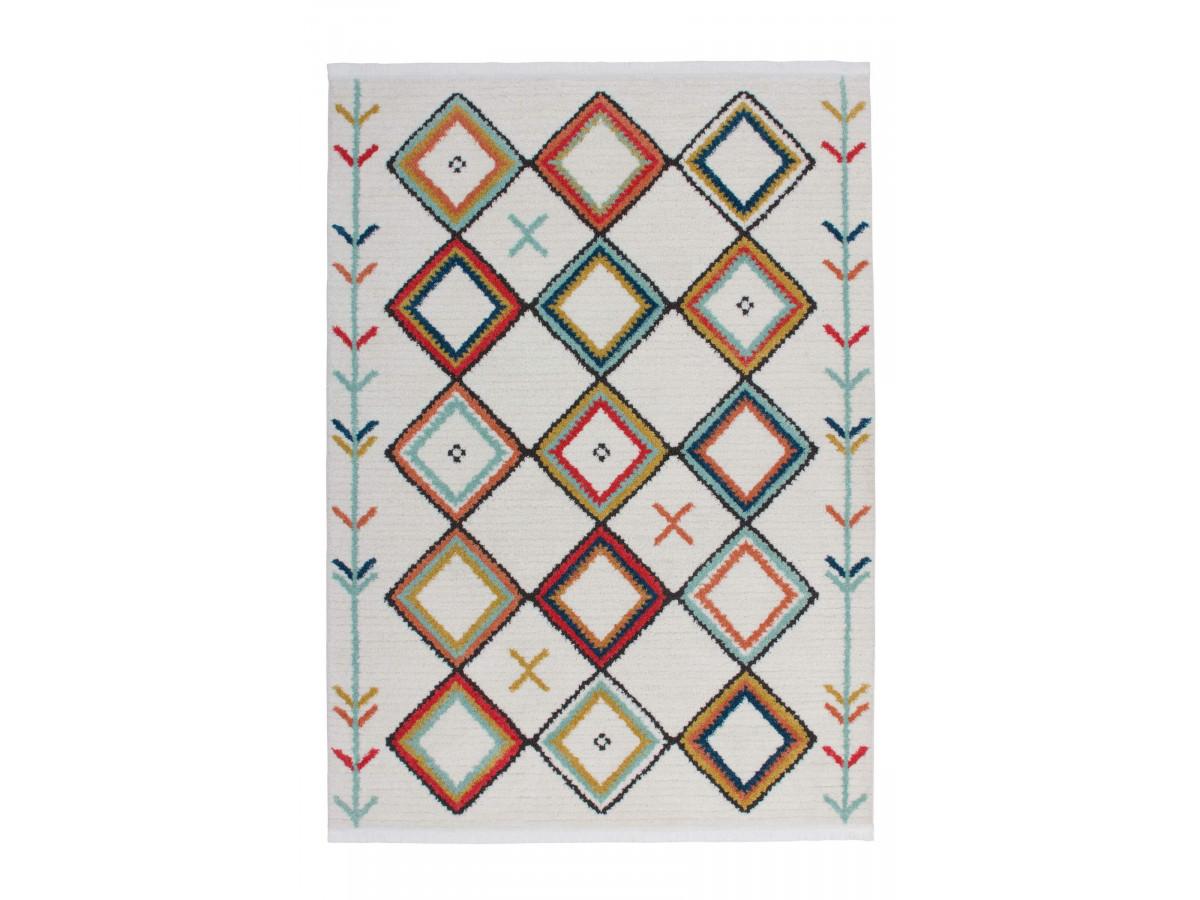 Tapis HIMBA Multicolor 80cm x 150cm