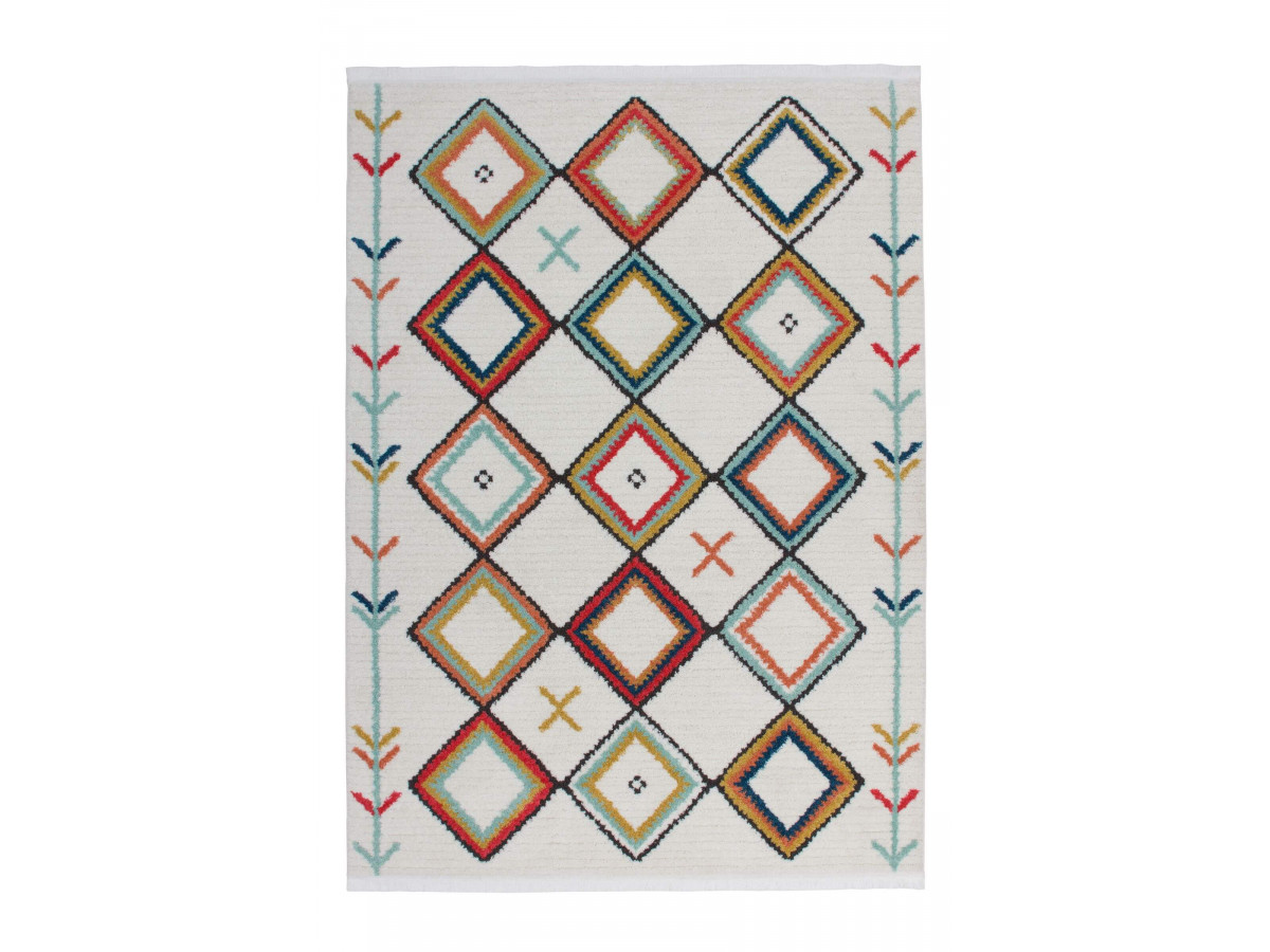 Tapis HIMBA Multicolor 160cm x 230cm