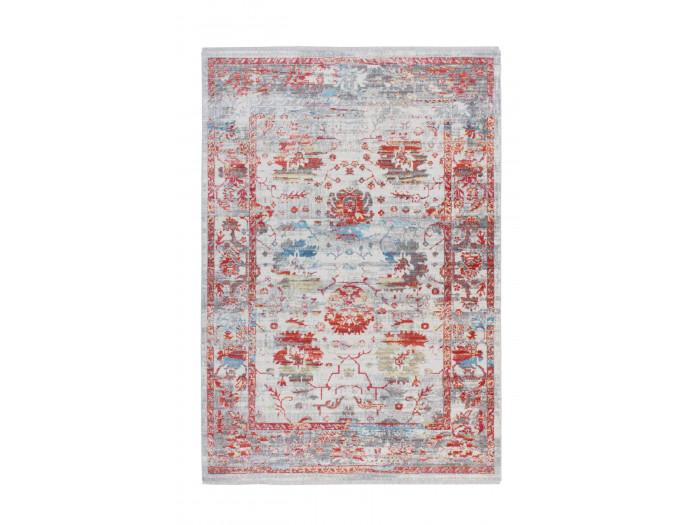 Tapis FONZY Multicolor / Bleu / Rouge 160cm x 230cm