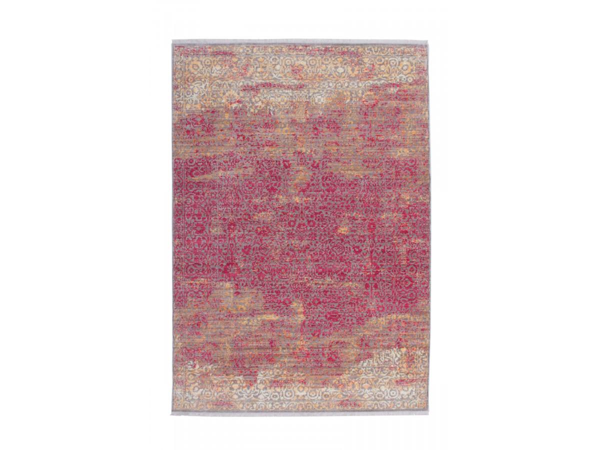 Tapis FONZY Orange / Rouge 200cm x 290cm