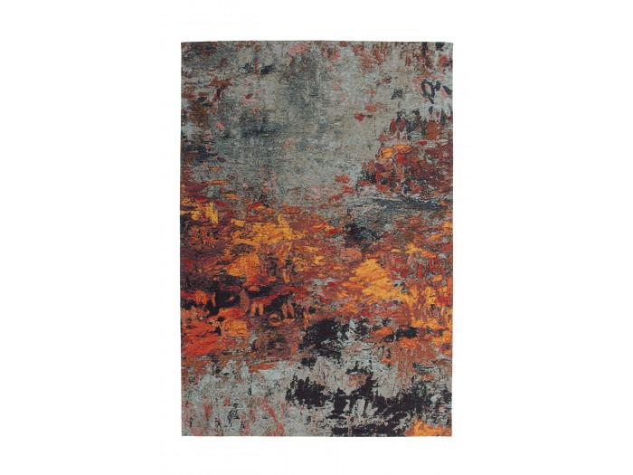 Tapis SALOMA Multicolor/ Gris/ Jaune 155cm x 230cm