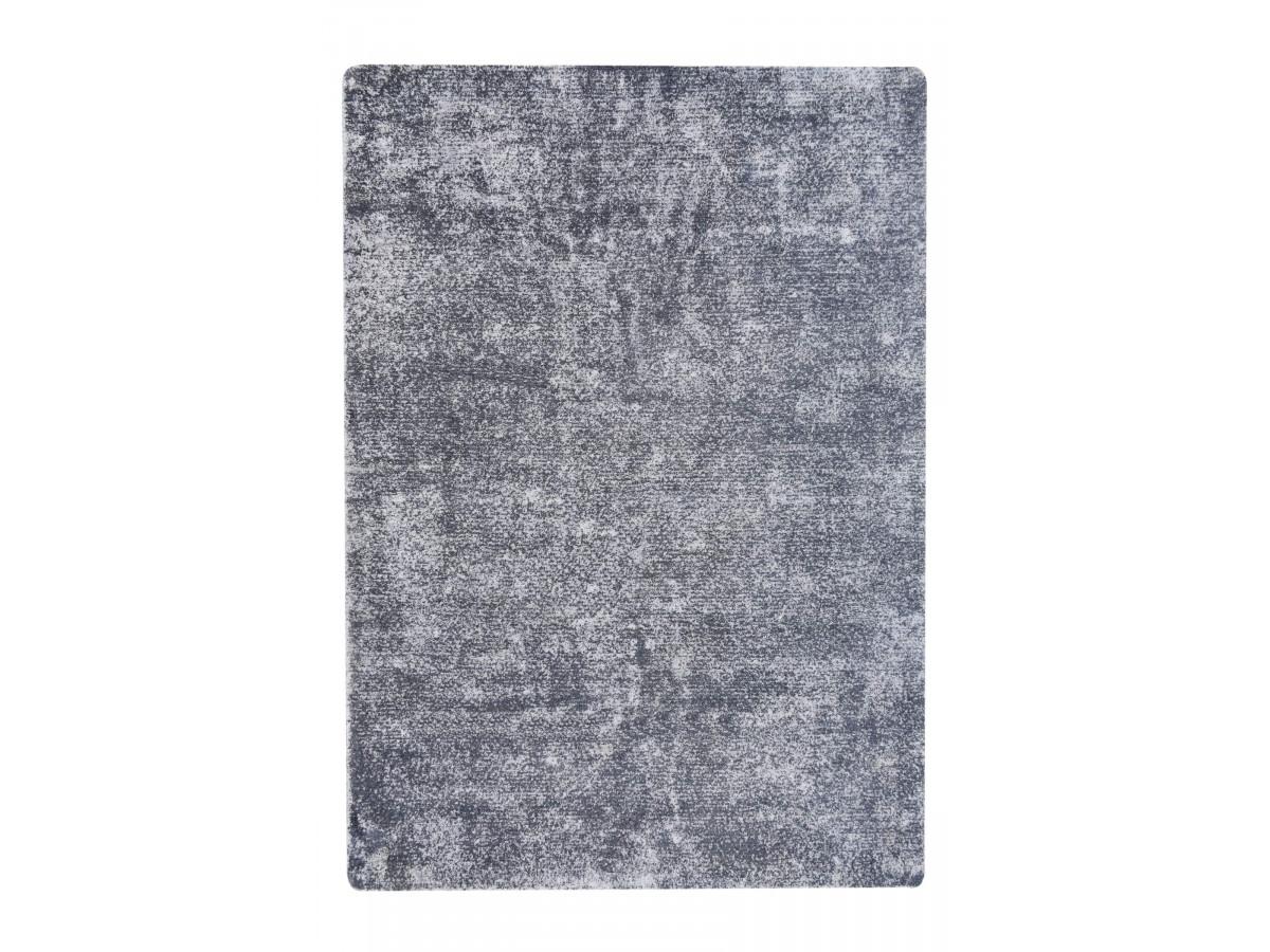 Tapis AKARA Bleu clair 80cm x 150cm