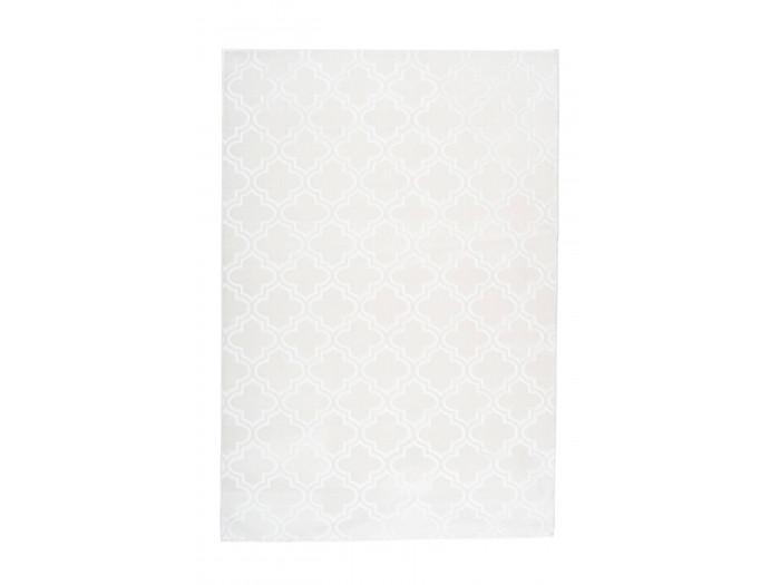 Tapis PALCIO Blanc 80cm x 150cm