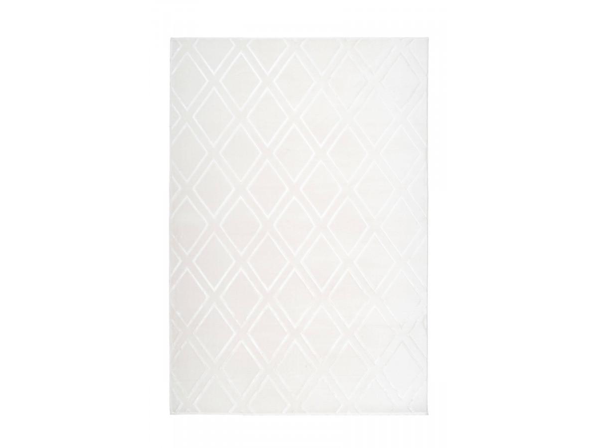 Tapis RIMINI Blanc 120cm x 180cm