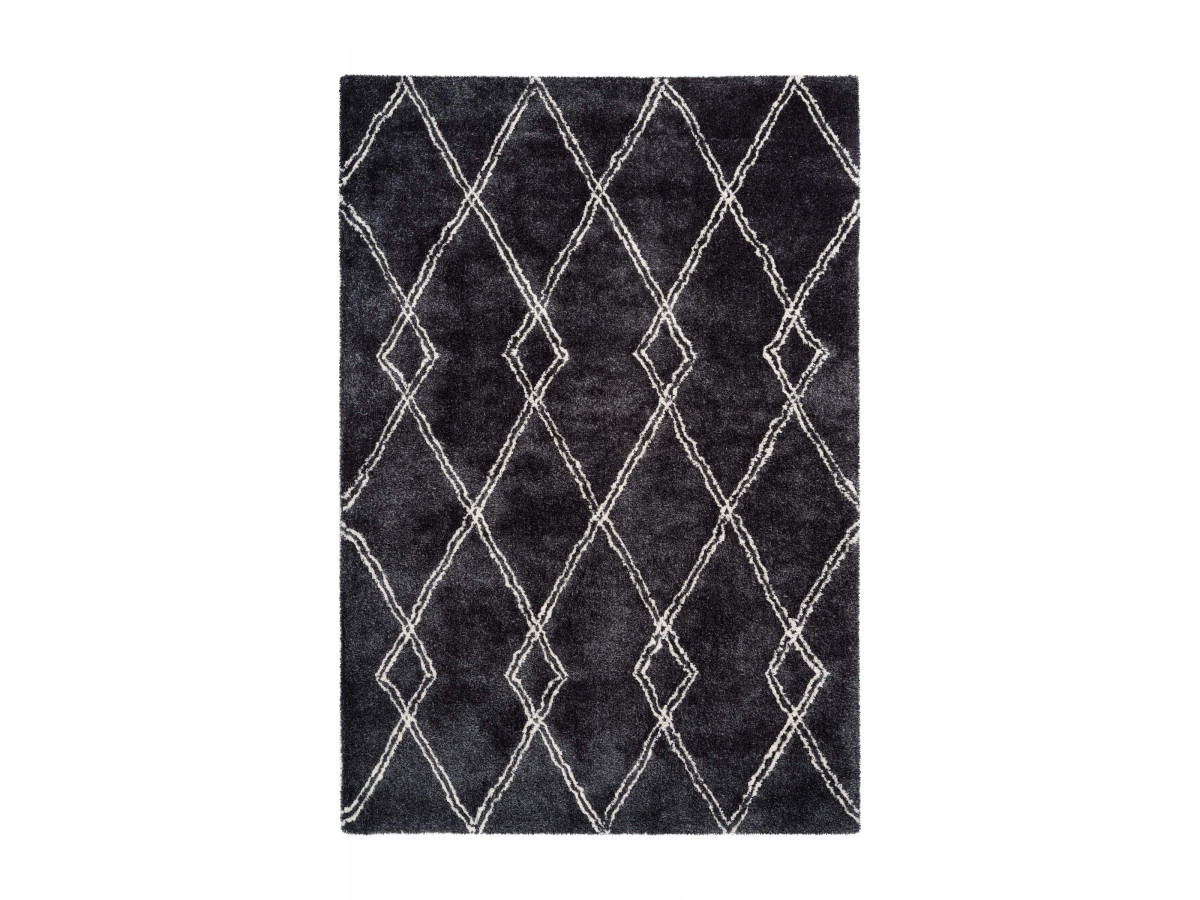 Tapis DIAMENT Anthracite 160cm x 230cm