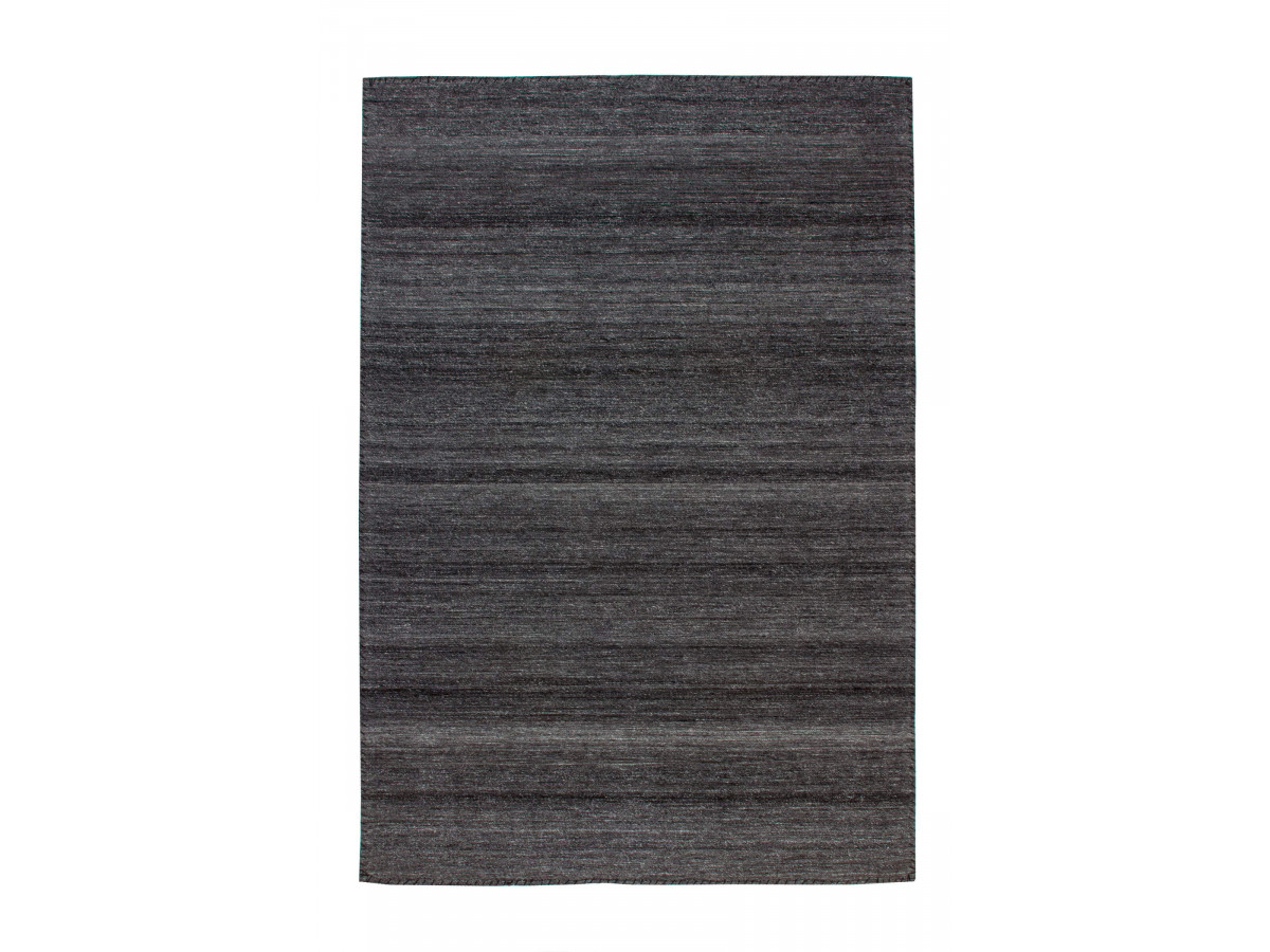 Tapis EASY Anthracite / Multicolor 80cm x 150cm