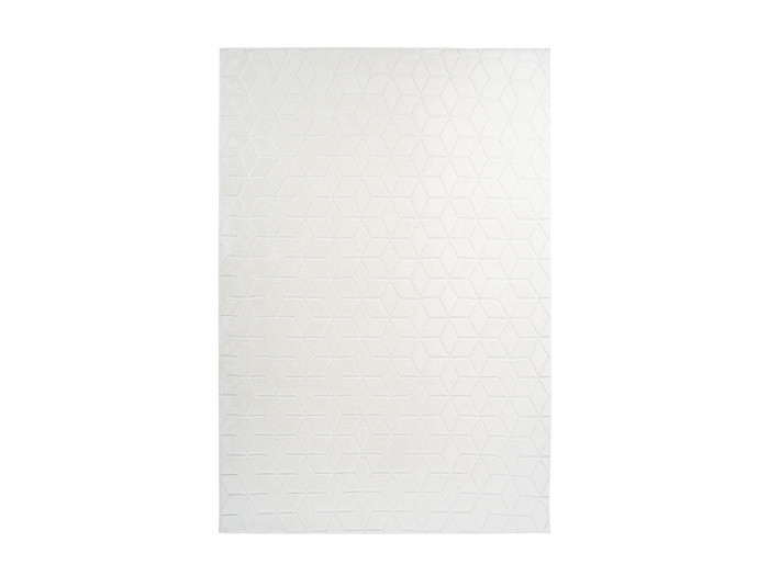 Tapis SIGMA Blanc 120cm x 160cm