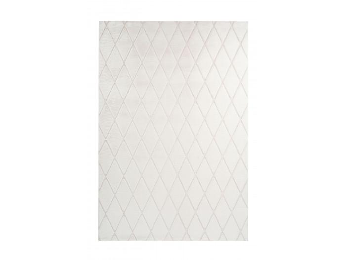 Tapis BETA Blanc / Crème 160cm x 230cm