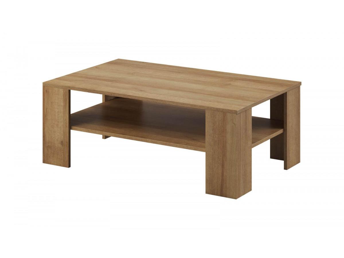 Table basse SKYLINE Chêne