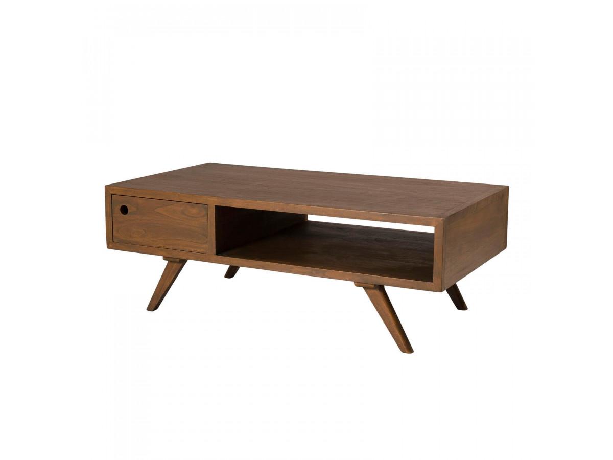 Table basse bois BATAM