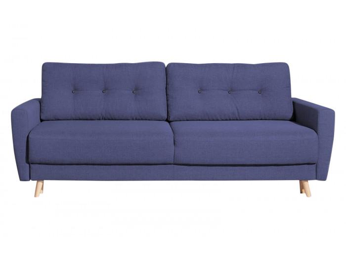 Canapé droit convertible coffre SCANDI