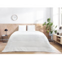 Couette 200x200 + 2 oreillers satin luxe