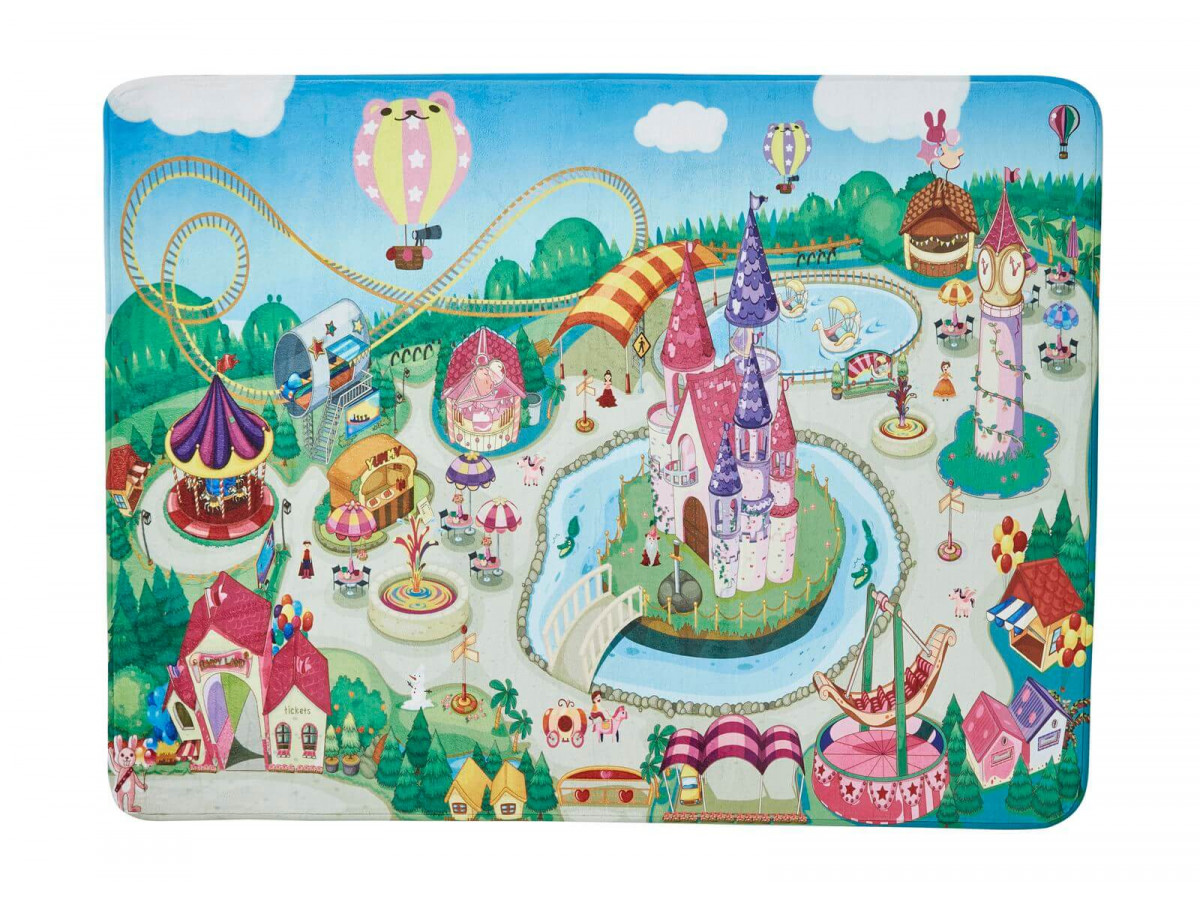 Tapis PAOL KID Multicolor 120 x 160