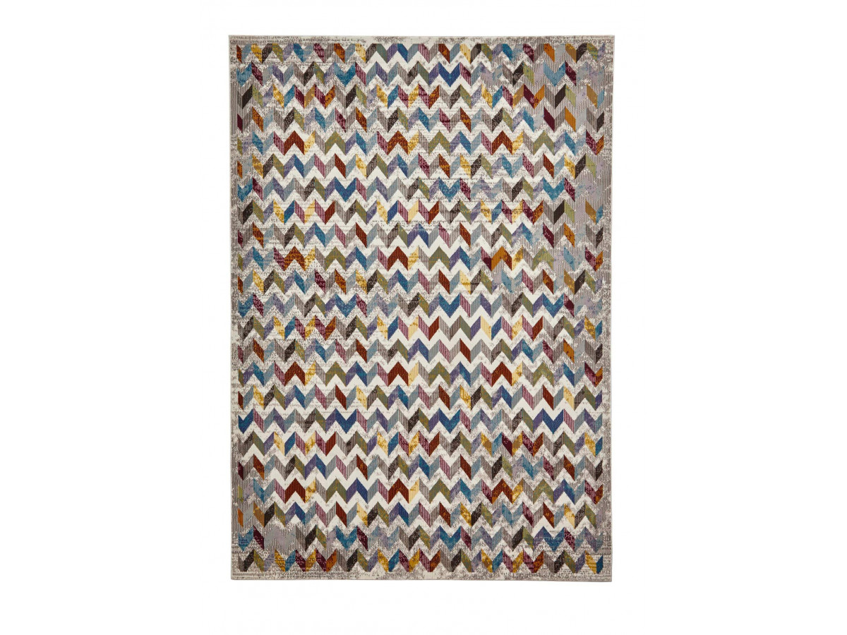 Tapis CINTA 2 Multicolor 120 x 170