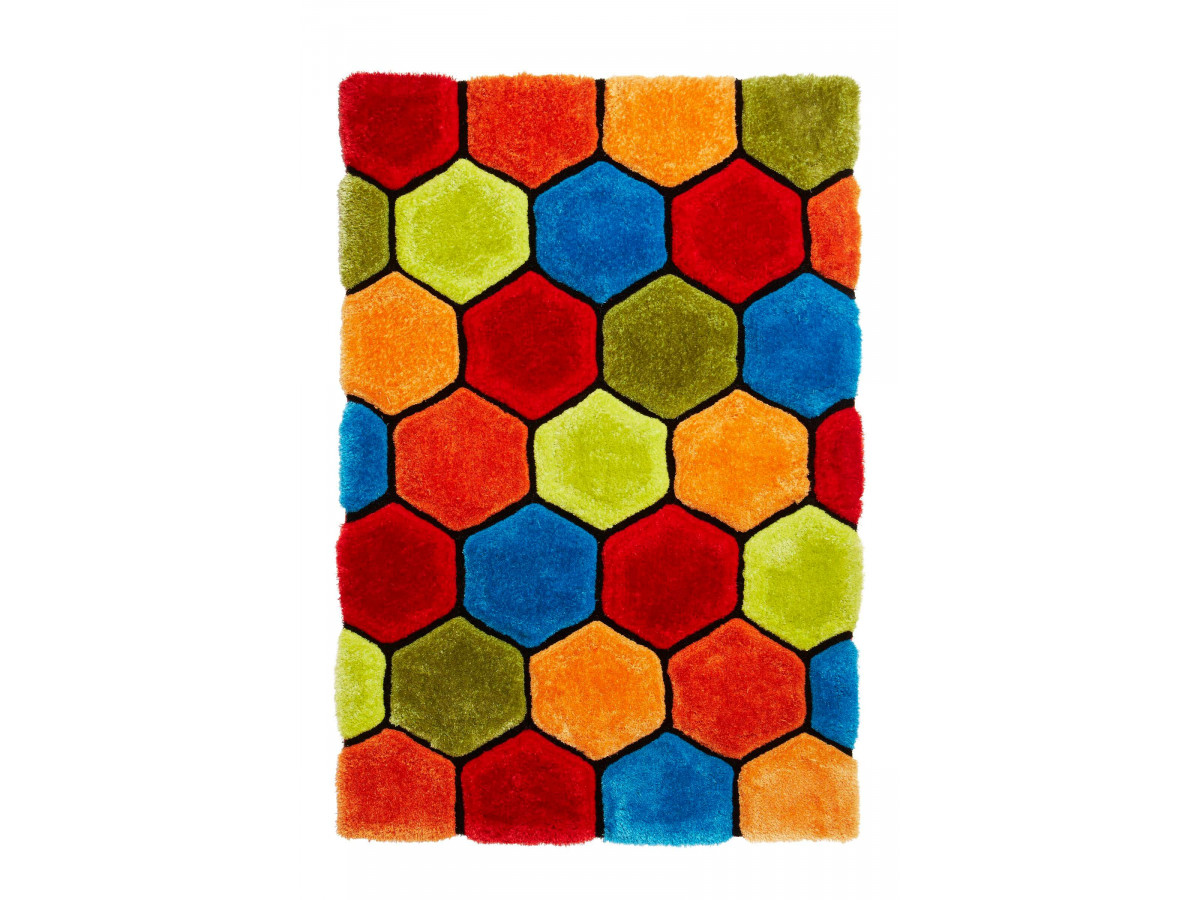 Tapis CHARIS 2 Multicolor 120 x 170