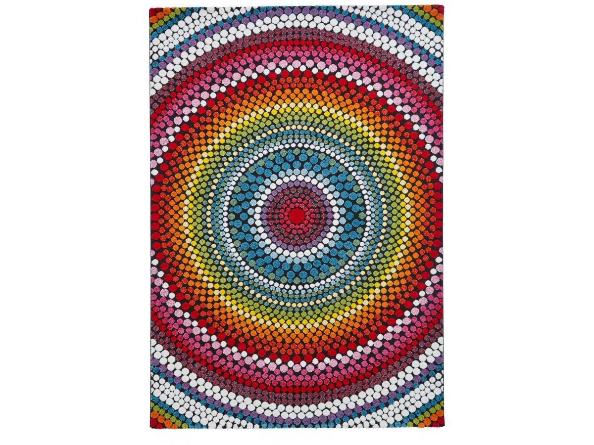 Tapis MARTI Multicolor 160 x 220