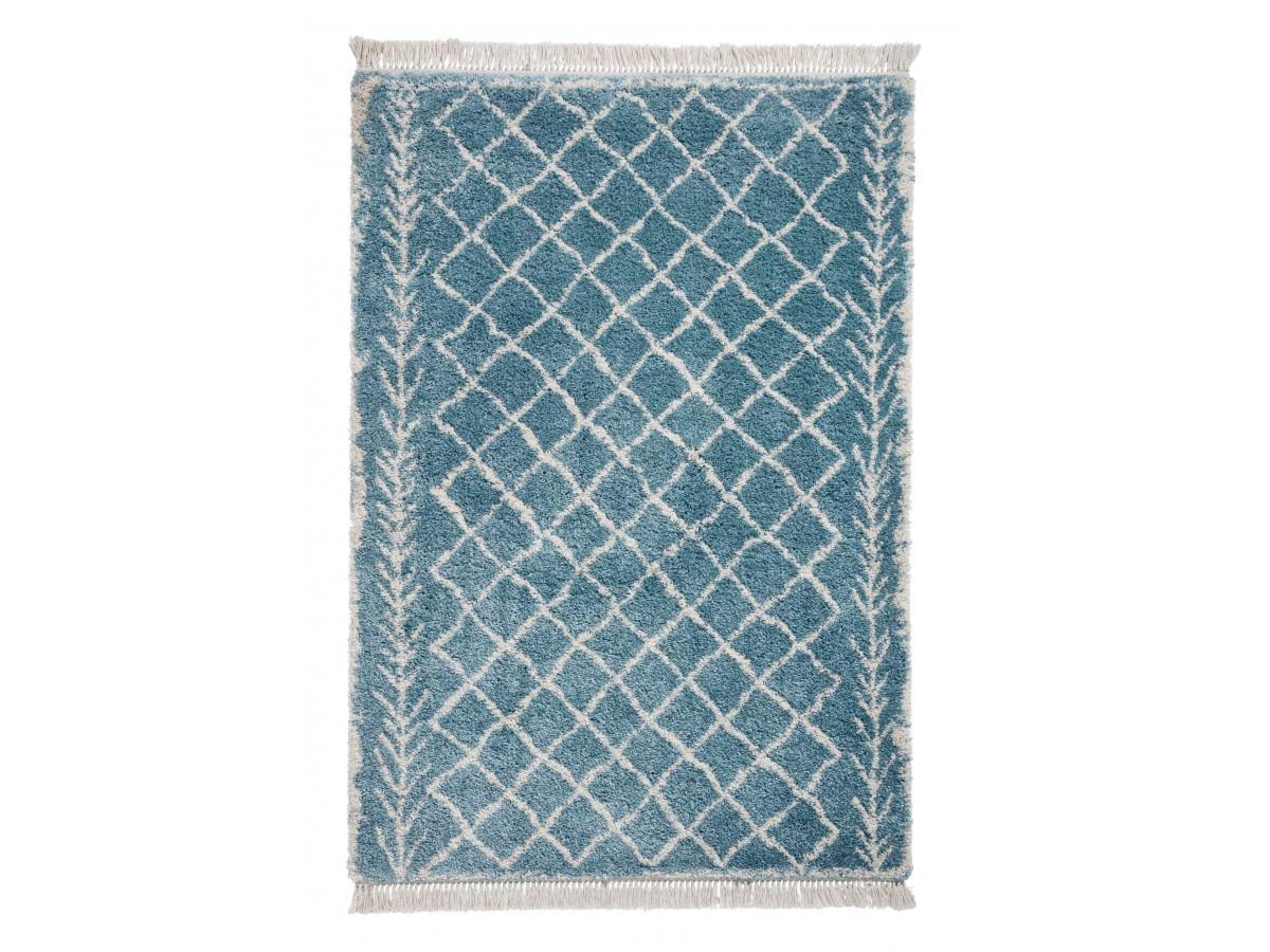 Tapis SARI 1 Bleu 120 x 170