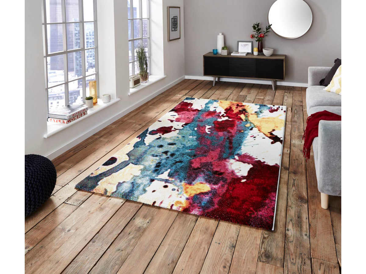 Tapis SUNSET 5 Multicolor 160 x 220