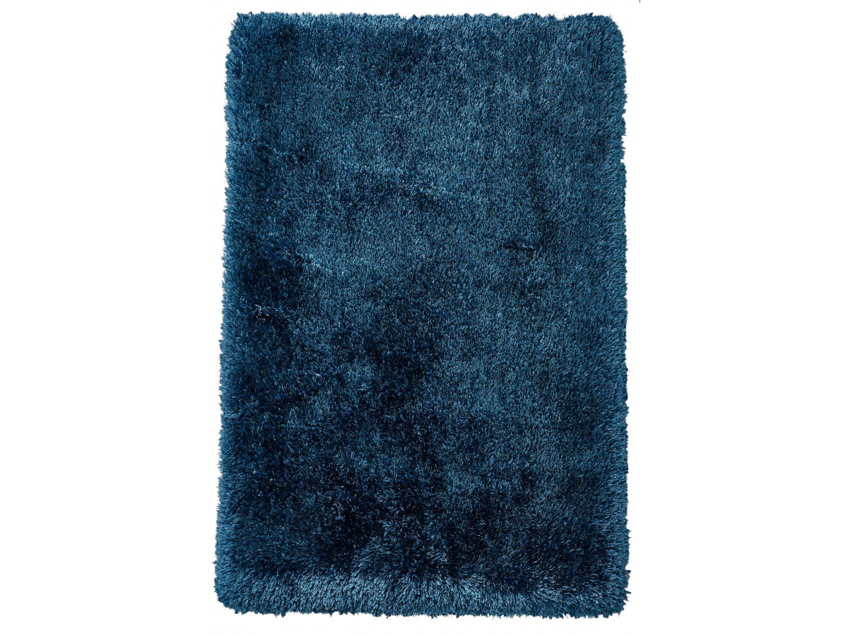 Tapis TEXAS Bleu acier 80 x 150