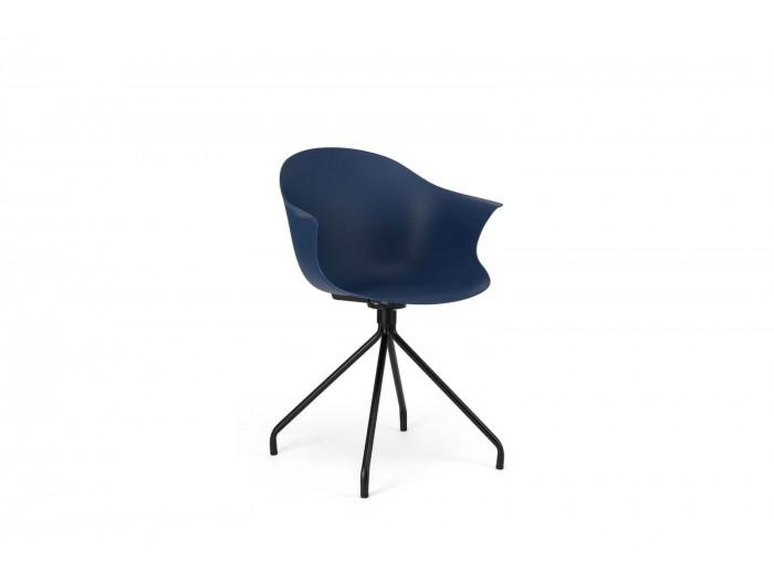 Ensemble de 2 fauteuils GENIO bleu navy