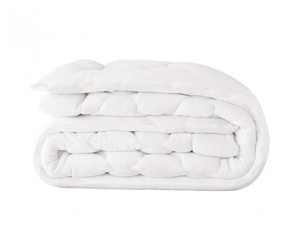 Pack Couette Mirabelle 60x120 réversible lavable en machine + 1 oreiller