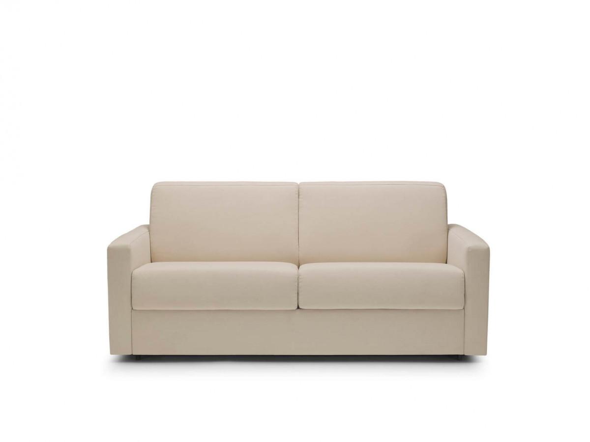 Canapé droit convertible Haute Couture SONNO Rapido