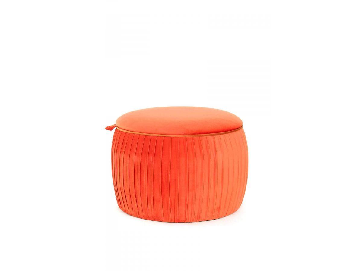 Pouf SILA Orange