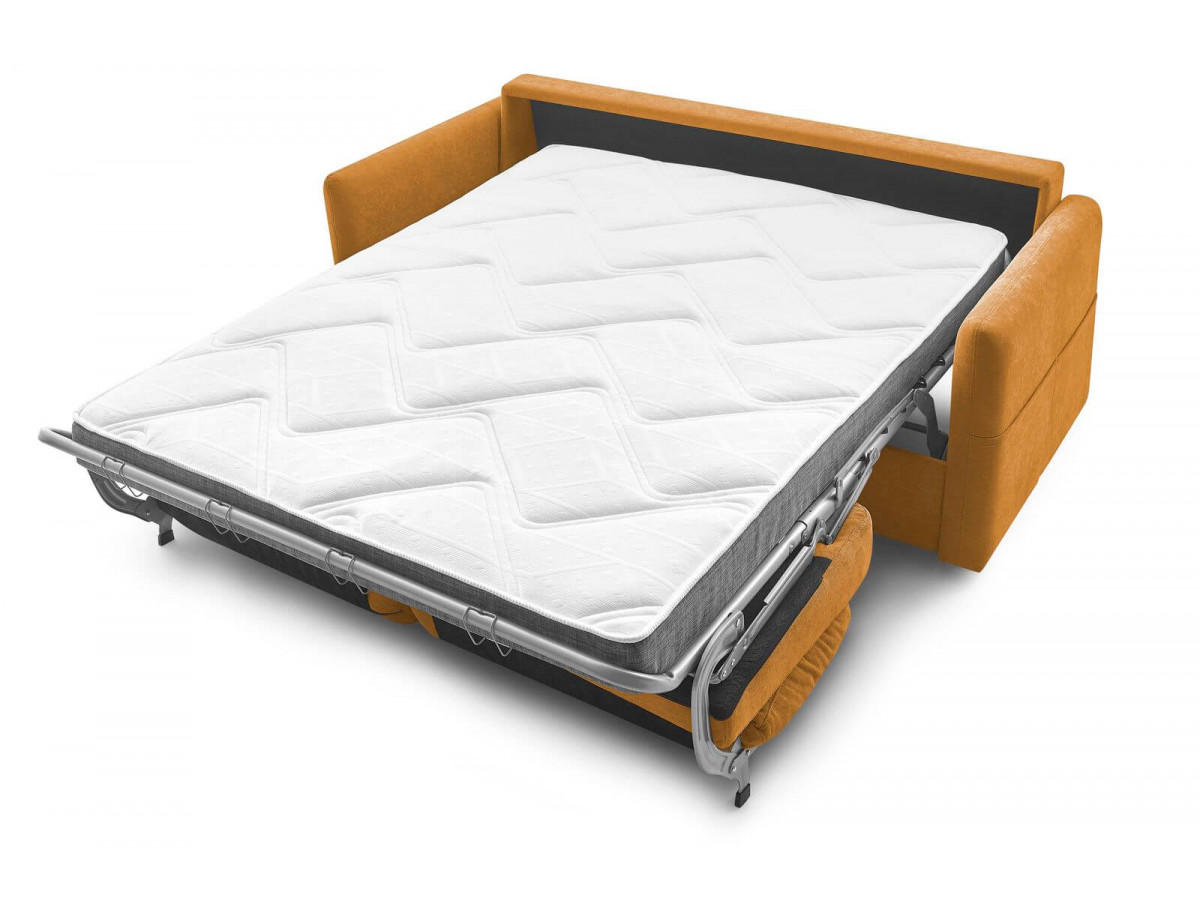 CANAPÉ DROIT CONVERTIBLE BALY COUCHAGE EXPRESS