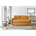Canapé droit convertible ROSY couchage express