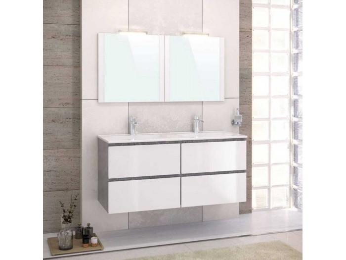 ALANI meuble de salle de bain 120 cm